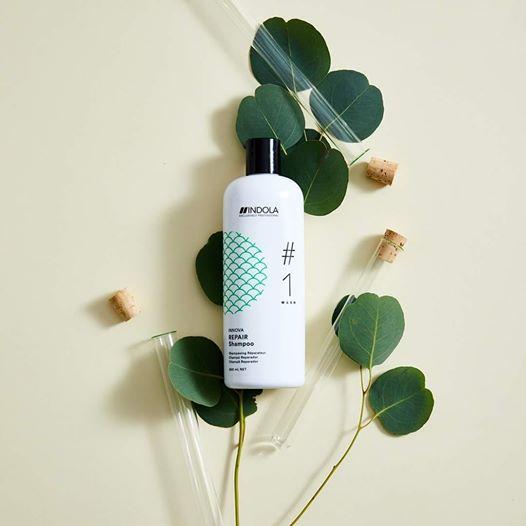 Repair Shampoo zorgt voor tot 95% minder haarbreuk