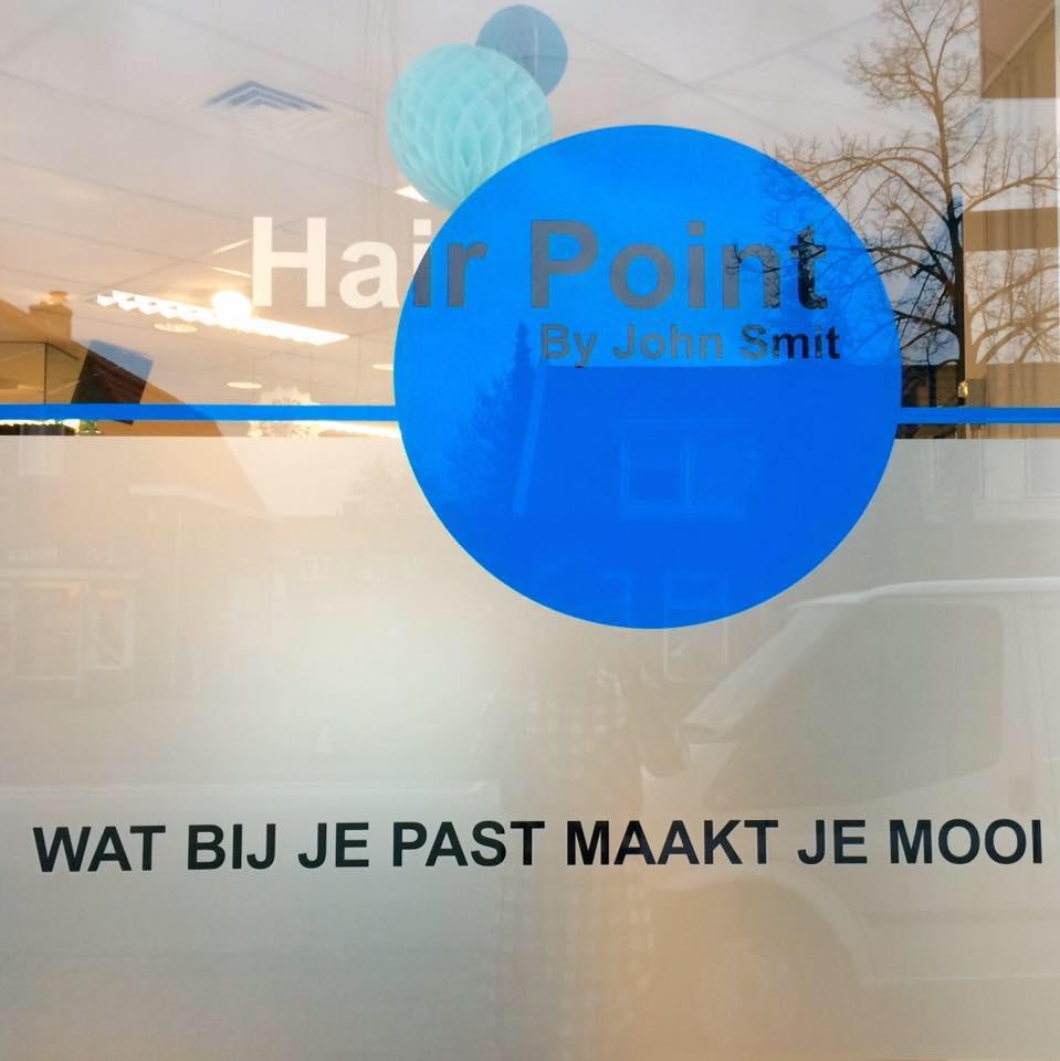 Hair Point by John Smit - Kapper in Dordrecht en Papendrecht - Ons team staat voor u klaar!