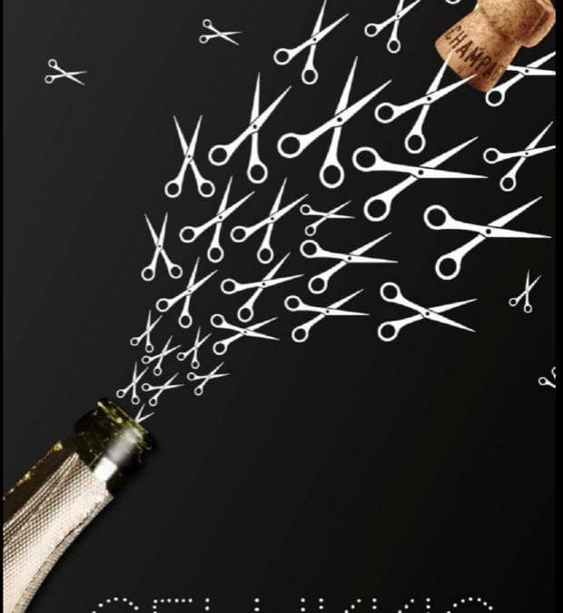 Namens Hair Point kappers by John Smit - Dordrecht en Papendrecht - Gelukkig Nieuwjaar!