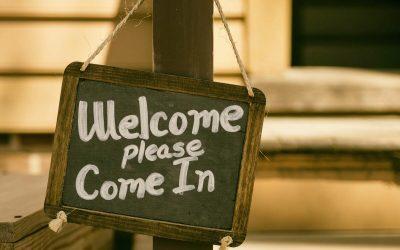 U bent van harte welkom!